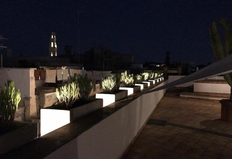 Terrazza con vista, Lecce, Teras/Patio