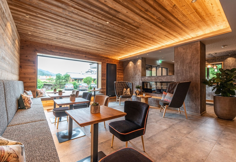 Stadtvilla Schladming Boutiquehotel, Schladming, Lobby