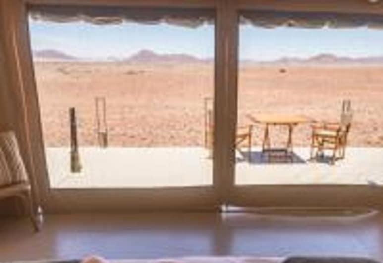 Elegant Eco Camp, Sesriem, Standardna dvokrevetna soba, Dnevni boravak