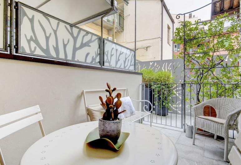 Italianway - Cavour 17 A, Alba, Leilighet, 1 soverom, Terrasse/veranda