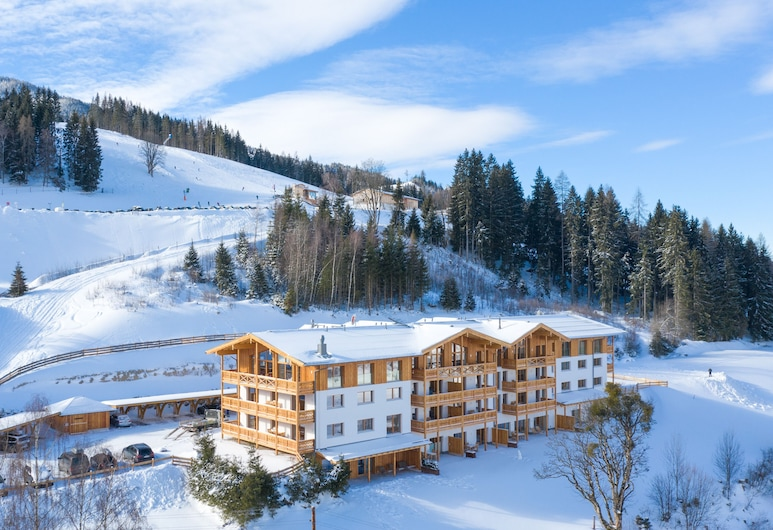 Skylodge Alpine Homes, Haus