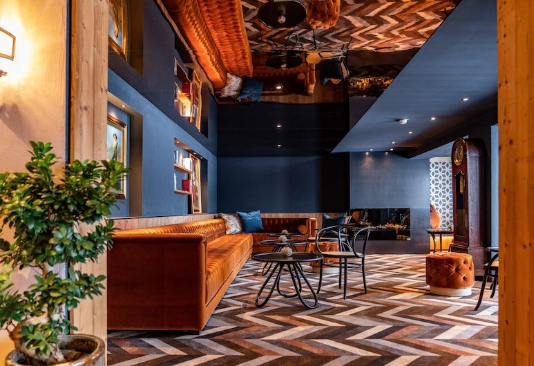 Erzherzog Johann Alpin Style Hotel - Adults Only, Schladming, Lobby