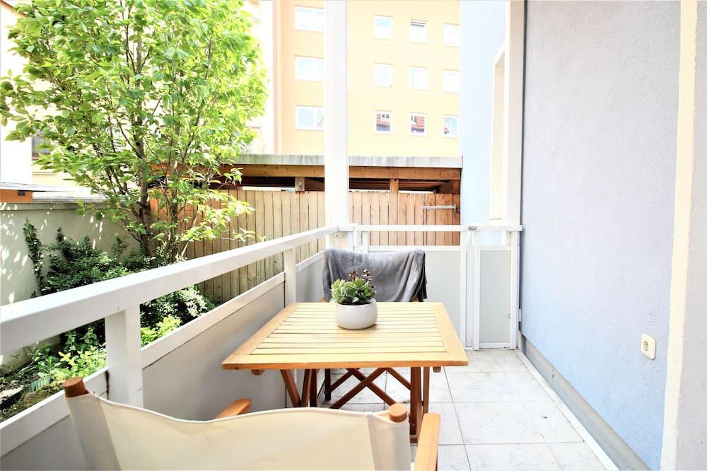 Quadruple Room - Balkoni
