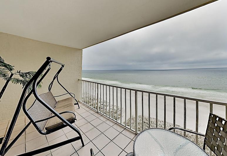 Gulfside Getaway At Seacrest With Pool & Hot Tub 1 Bedroom Condo, Gulf Shores, Korter, 1 magamistoaga, Rõdu