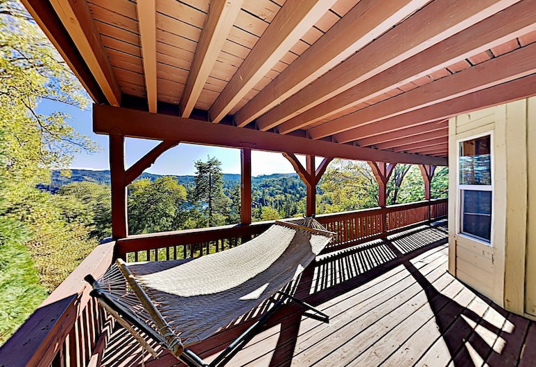 27675alp 4 Bedroom Home, Lake Arrowhead, Ferienhaus, 4Schlafzimmer, Balkon