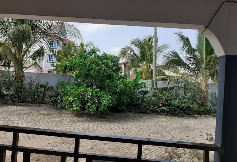 Immaculate 2-bed Apartment, Kumasi, Appartamento, Letti multipli, Balcone