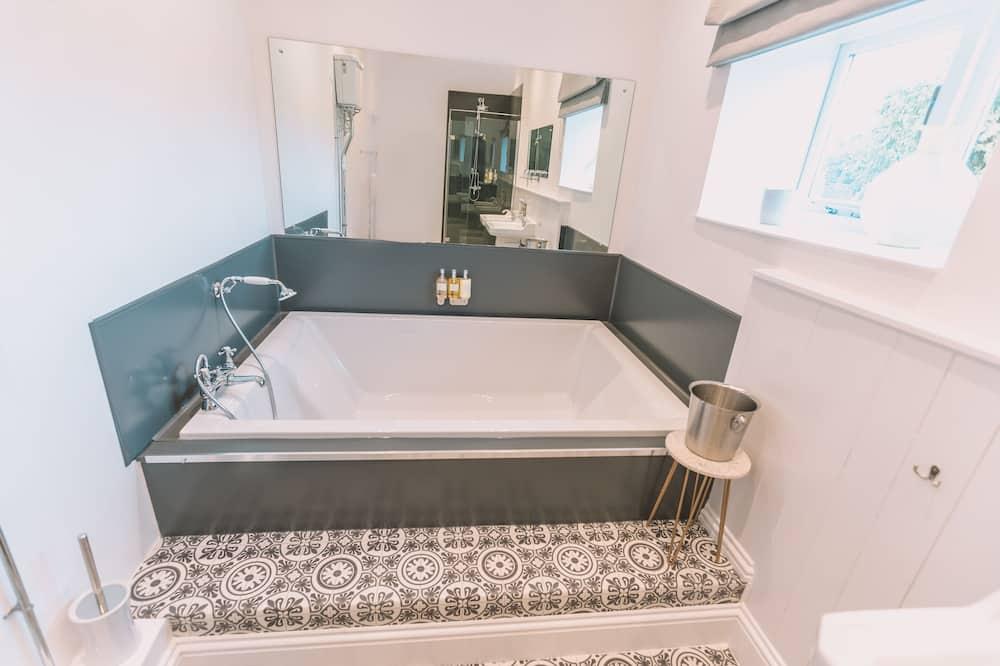 Superior tweepersoonskamer, en-suite badkamer (Superking Rupee) - Badkamer