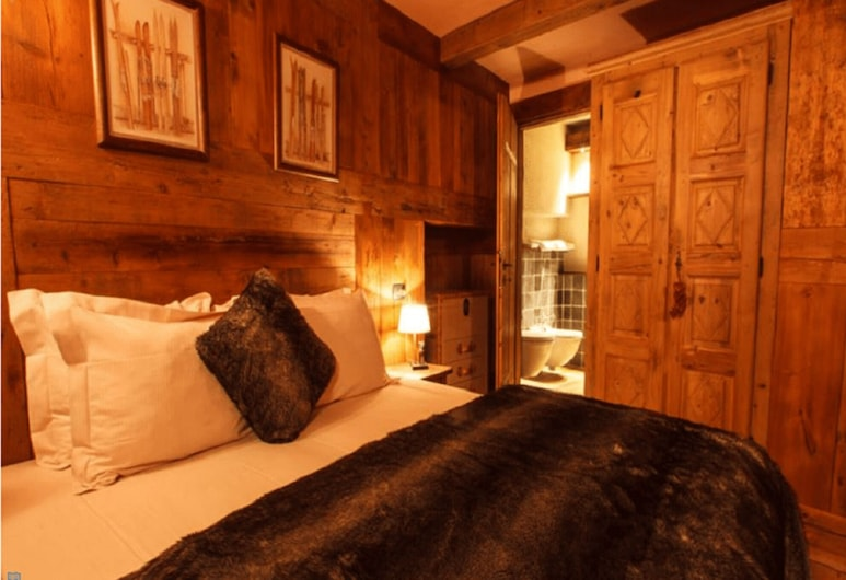 Chaletsport, كورمايور, شاليه ديلوكس - تجهيزات لذوي الاحتياجات الخاصة - بحمام داخل الغرفة, الغرفة
