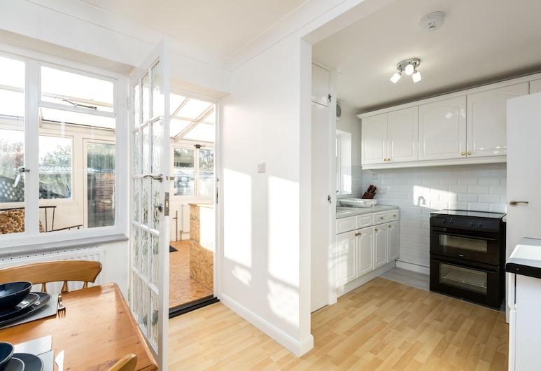 Shelduck, Poole, Ferienhaus (3 Bedrooms), Eigene Küche