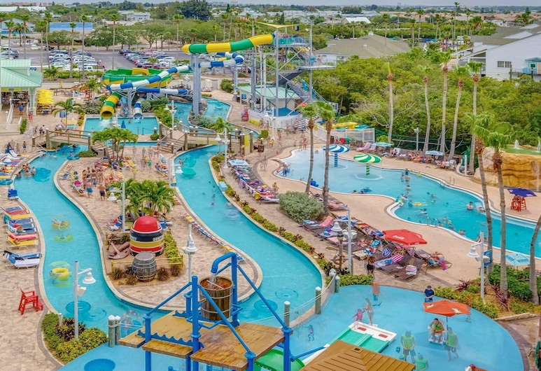 Harbourside 3313 - New! Free Waterpark Passes, Steps to Beach!, Indian Rocks Beach, Apartment, Mehrere Betten (Harbourside 3313 - NEW! Free Waterpar), Pool