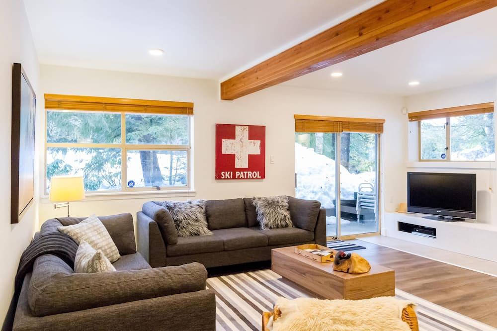 Condominio, Varias camas (Ski in/Out, Great Location, Free Shut) - Sala de estar