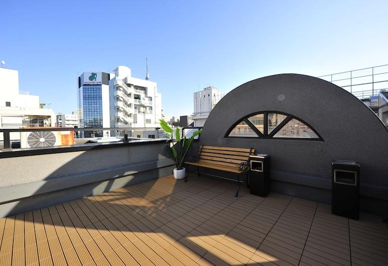 Asakusa Kei House, Tokio, Terrasse/Patio