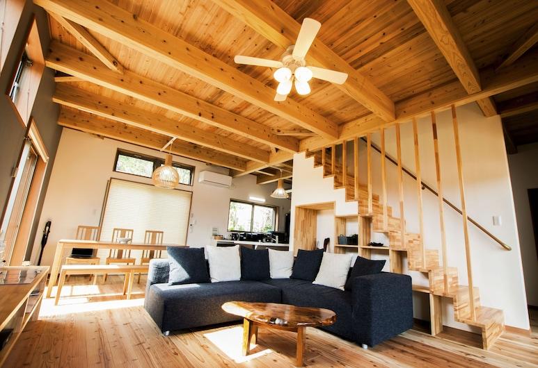 Yakushima House TABUGAWA, Yakushima, Private Vacation Home, Non Smoking, Living Area