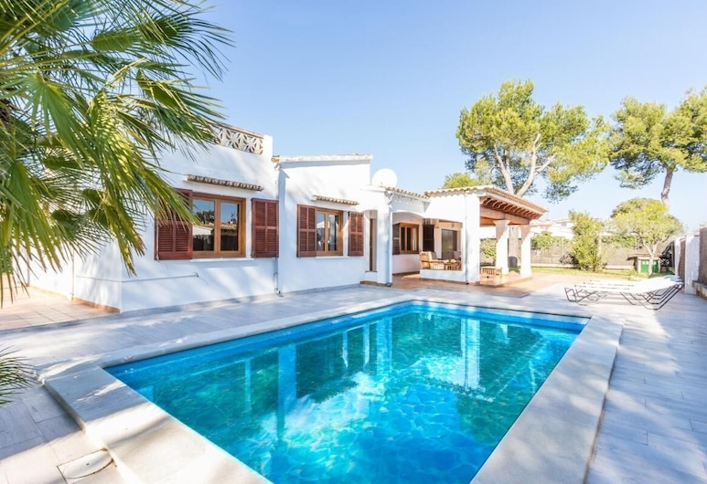 Chalet Falc With Private Pool and Garden, Alcudia