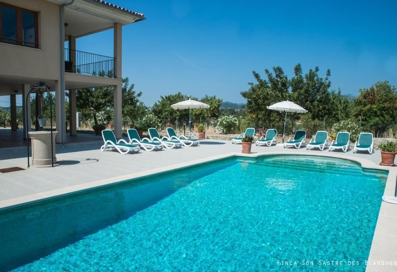 Villa Can Sastre With Pool in Mallorca, Pollensa
