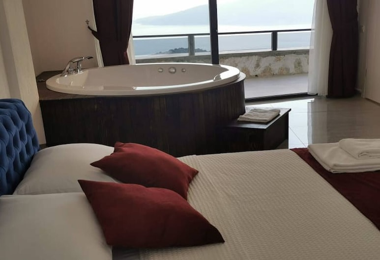 5 Star Maren Apart With Private Jacuzzi, Kas