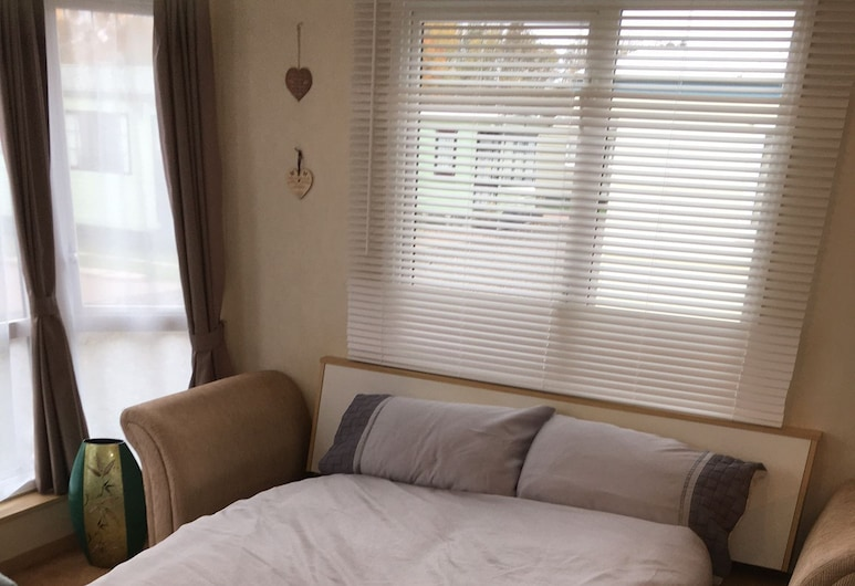 Homely 23 Bed Static Caravan, Quiet Peaceful Site, 福法爾, 客房