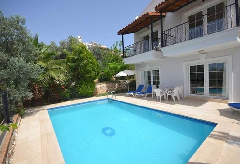 Sonny Villa With Private Pool, Kas, Pool