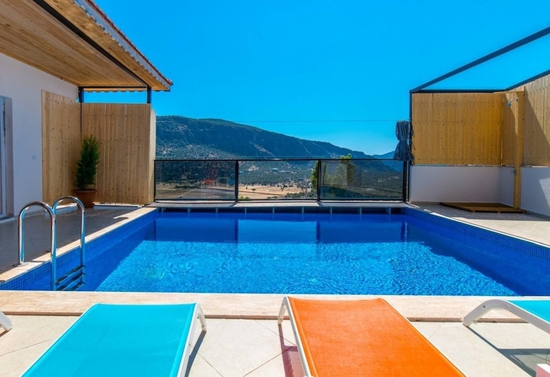 Magic Villa With Private Pool And Jacuzzi, Kas, Varias