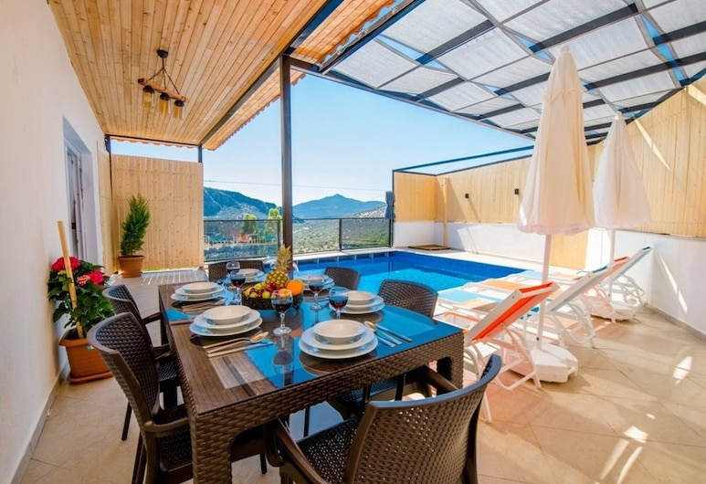 Magic Villa With Private Pool And Jacuzzi, Kas