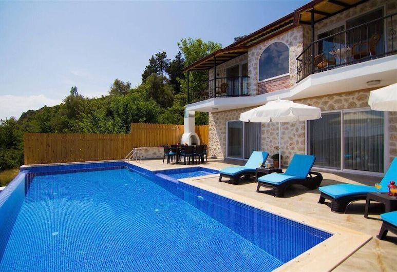 Lizza Villa With Jacuzzi And Private Pool, Kas, Įvairūs