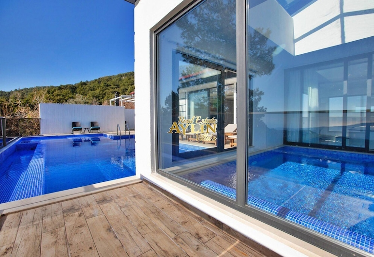 Crystal Villa With Private Pool, Kas, Pool