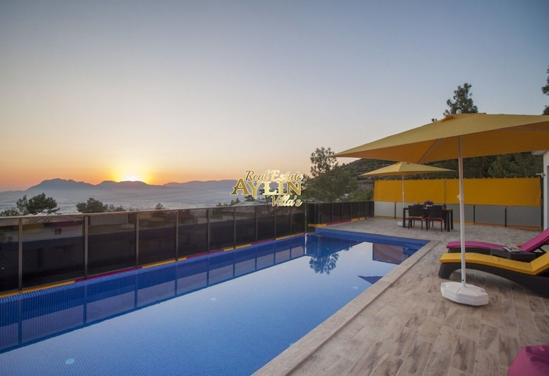Super Luxury Five Star Villa With Private Pool, Kas, Įvairūs