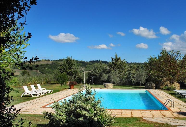 Agriturismo Le Selvole - In the Heart of Tuscany, Pomarance, Piscina