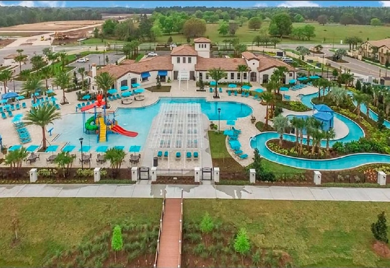 New Modern 3 Br-10 Min Disney-golf-country Club, Kissimmee, Pool