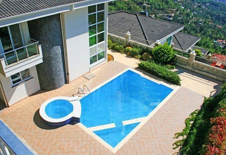 White Village Villa With Jacuzzi And Private Pool, Аланья, Разное