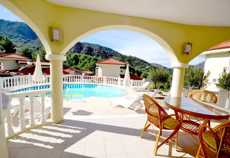 Vivid Villa 4 With Jjacuzzi And Pool, Dalaman, Pool