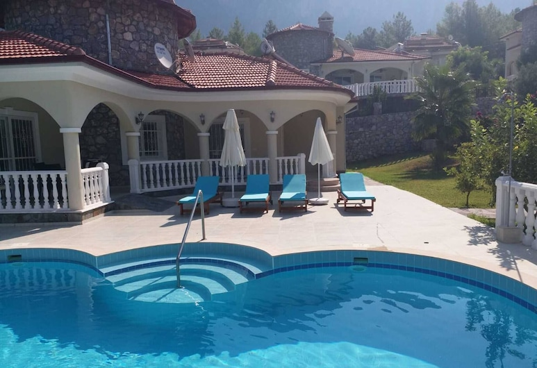 Luxury Villa With Private Pool Close To Center, Dalaman, Varie