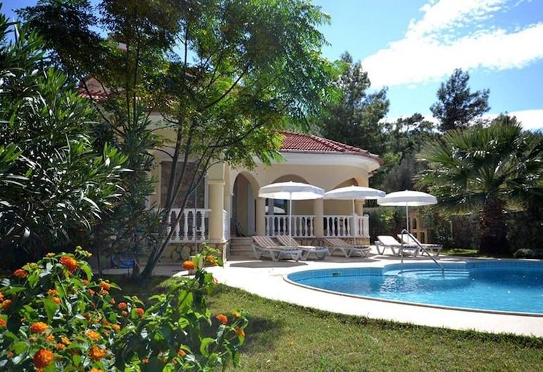 Vivi Villa 3 With Pool For Large Families, Dalaman, Pool
