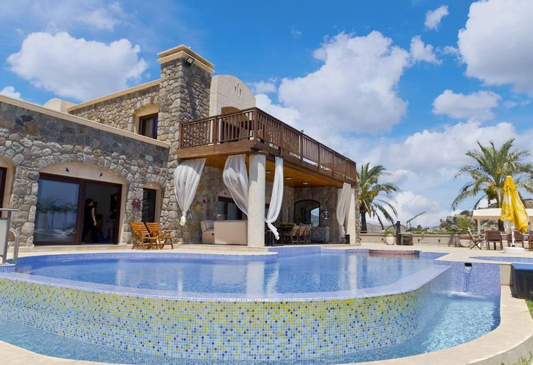Super Luxury Atlanta Villa With 11 Bedrooms, Bodrum