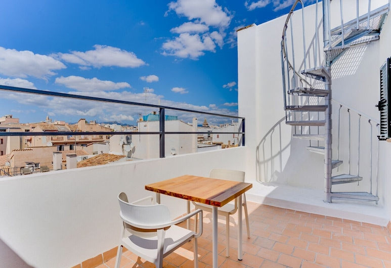 Holiday Palma Apartments, Palma de Mallorca, Balkon