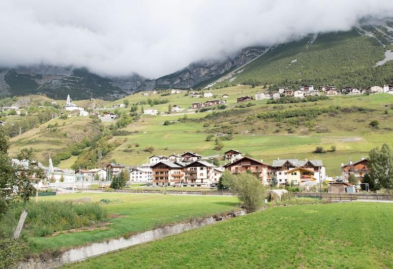 Italianway  - Dei Prati 5, Valdidentro, อพาร์ทเมนท์, 2 ห้องนอน, วิวภูเขา