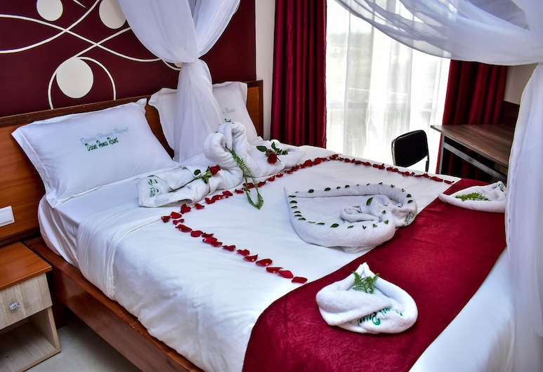 Divine Homes Resort, Kisumu, Standard-studiosviitti, Vierashuone