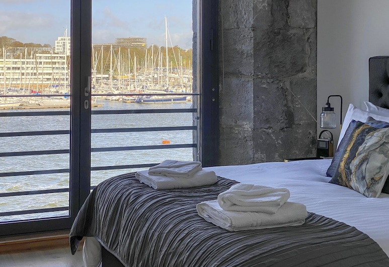 Luxury 13 Brewhouse, Plymouth, Exclusive Apartment, View from room