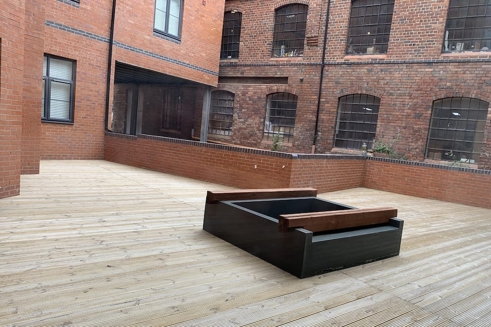 Impeccable 2-bed Apartment in Birmingham