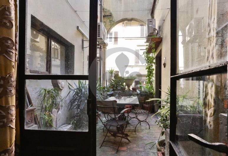 Artist House in Firenze Historical Center, Florencia, Departamento, 1 cama Queen size, Balcón