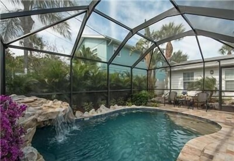 Casa Del Mar 6 Bedroom Home, Clearwater Beach, Hús - mörg svefnherbergi, Sundlaug