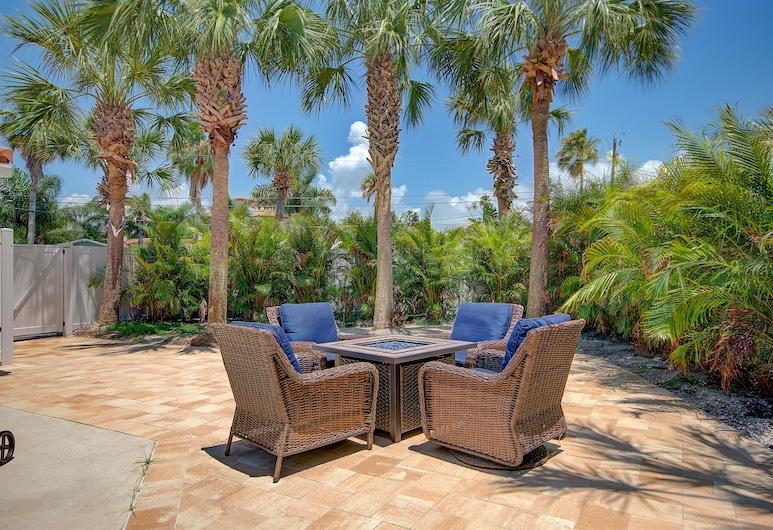 Narcissus Beach House - Weekly Beach Rental 2 Bedroom Home, Clearwater Beach, Ház, 2 hálószobával, Erkély