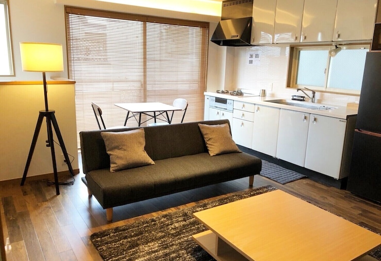 Chill Inn Hounan , Tokio, Domek, nekuřácký (Private Vacation Home), Balkón