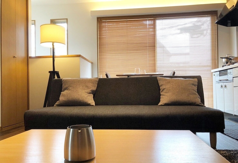 Chill Inn Hounan, Tokyo, House, Non Smoking (Private Vacation Home), Ruang Tamu