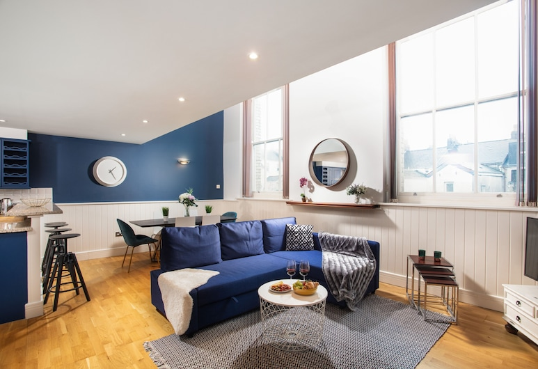 Plymouth City Centre Duplex Apartment , Plymouth