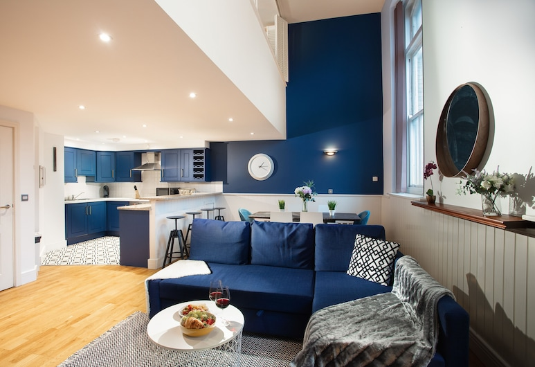 Plymouth City Centre Duplex Apartment, Plymouth