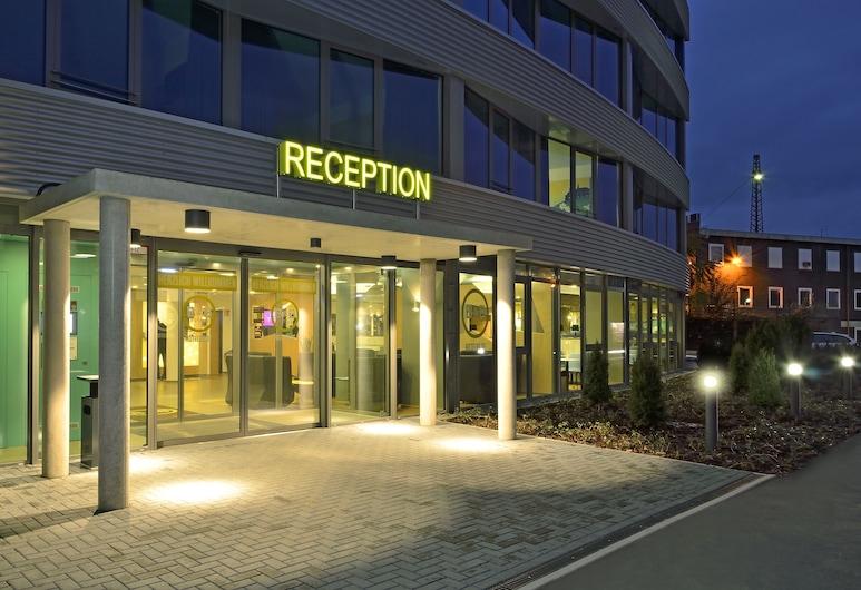 B&B Hotel Göttingen-City, Goettingen, Hotel Entrance