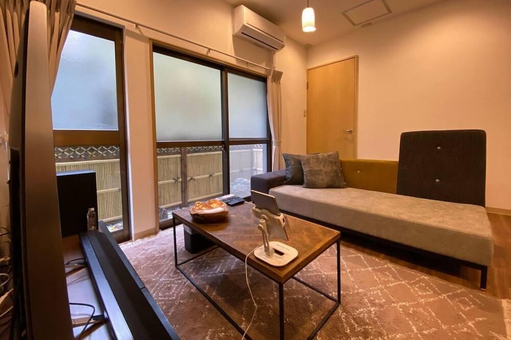 Διαμέρισμα, Μη Καπνιστών - Περιοχή καθιστικού