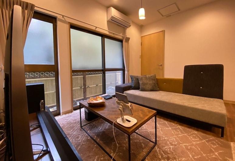Mita Guest House, Tokyo, Apartment, Non Smoking, Living Area