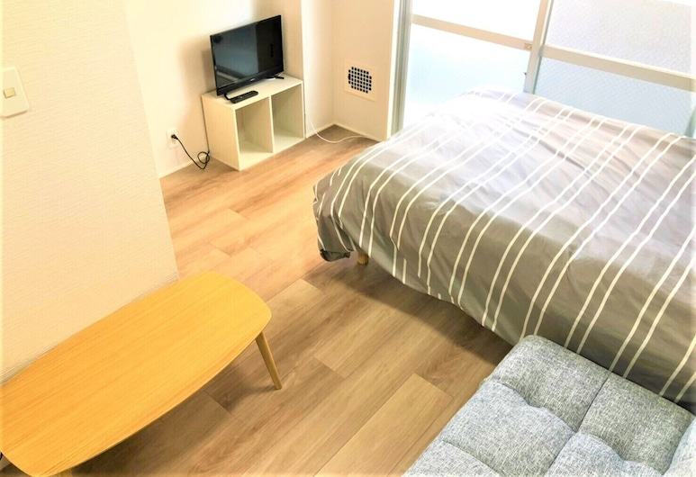 Hotel Peace Park Tokaichi, Hiroshima, Apartment with Sofa bed, Non smoking, Room